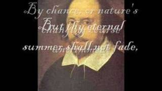 Download Lagu Sonnet no 18: By William Shakespeare ('Summer's day') Mp3