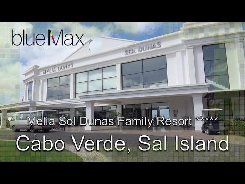 Melia Sol Dunas Family Resort 5*, Sal Island, Cabo Verde 4K bluemaxbg.com