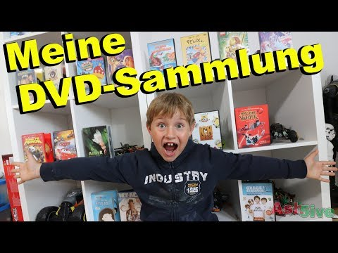 Meine DVD Sammlung | Gregs Tagebuch, Vampire, Lego Ninjago und mehr | Ash5ive