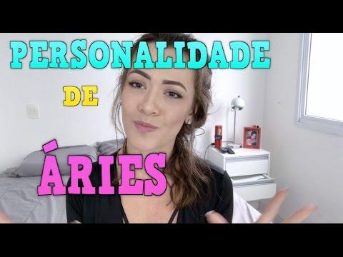 A PERSONALIDADE DE ÁRIES