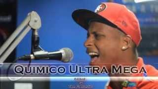 Químico Ultra Mega - Freestyle En Alofoke Radio Show