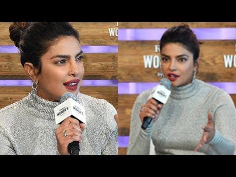Priyanka Chopra's Day, INTERVIEW And More At Forbe