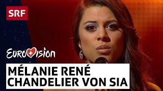 Mélanie René Mit «Chandelier» Von Sia