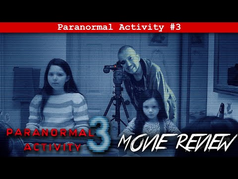 Paranormal Activity 3 (2011) Movie Review   Interpreting the Stars