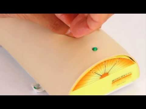 AM-2: Acupuncture Training Pad (With indicator light and buzzer)
