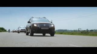 The #GangOfDusters had the time of their life during the 1st international #IconicPassionDrive to Bhutan. Watch the members...