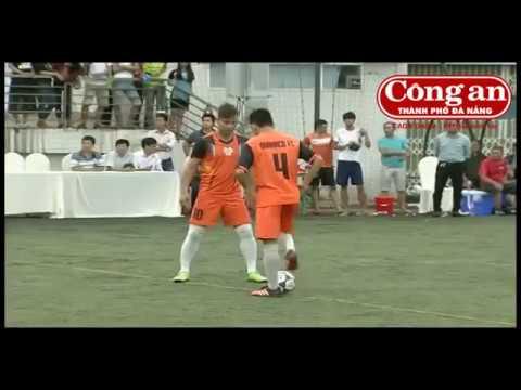 Trận chung kết và Bế mạc Giải bóng đá tranh Cúp Báo Công an TP Đà Nẵng lần thứ VIII-năm 2017
