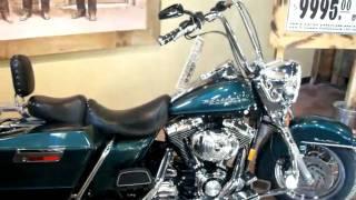 5. 2000 Harley-Davidson FLHR/FLHRI Road King®