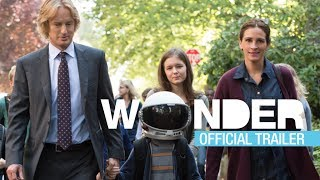 Nonton Wonder  2017 Movie  Official Trailer      Choosekind     Julia Roberts  Owen Wilson Film Subtitle Indonesia Streaming Movie Download
