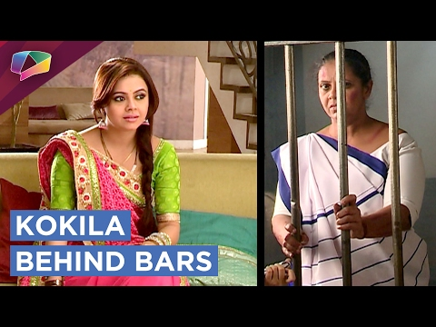 Kokila behind BARS | Gopi Doesn't Help her | Saath