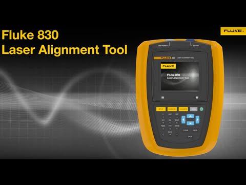 NUOVO Fluke 830 strumento per l'allineamento laser