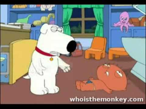Family Guy - stewie gets a tanburn