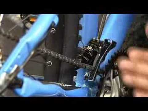derailleur - This tech tip shows you how to adjust the high-low settings on your front derailleur.