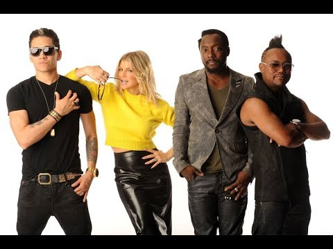 Unseen Interview OF The Black Eyed Peas