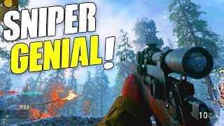 LE SNIPER EST GÉNIAL ! Call of Duty: World War 2