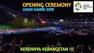 Download Video PEMBUKAAN ASIAN GAMES 2018. Pecaaah Keren Abis !!! MP3 3GP MP4