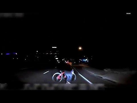 Βίντεο – ντοκουμέντο με παράσυρση πεζής από όχημα της Uber