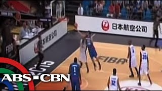 Gilas advances to FIBA Asia second round