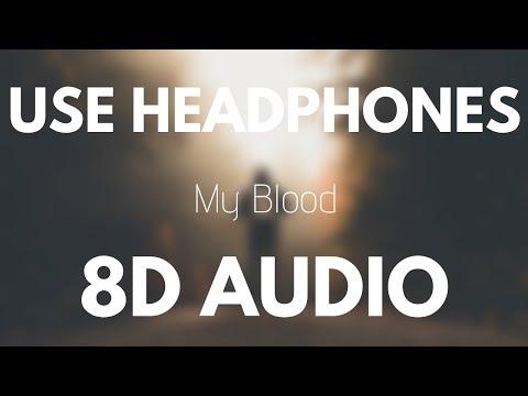 Video Twenty One Pilots - My Blood (8D AUDIO) download in MP3, 3GP, MP4, WEBM, AVI, FLV January 2017