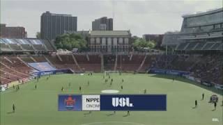 Video Match Highlights: Toronto FC II at FC Cincinnati - May 27, 2017 MP3, 3GP, MP4, WEBM, AVI, FLV Mei 2017