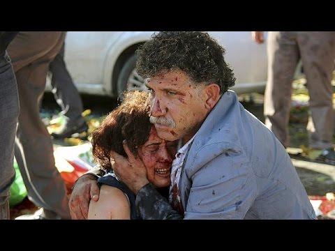 Τουρκία: Ταυτοποιήθηκε ο βομβιστής της Άγκυρας
