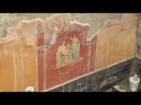 Και νέα σημαντική ανακάλυψη στην Πομπηΐα