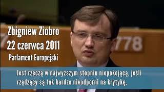 Politycy PiS od dawna donoszą i oczerniają Polskę za granicą!
