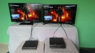 PS4 SLIM VS PS4 NORMAL - ¿VALE LA PENA PS4 SLIM?- COMPARATIVA
