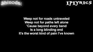 Linkin Park - Roads Untraveled [Lyrics on screen] HD