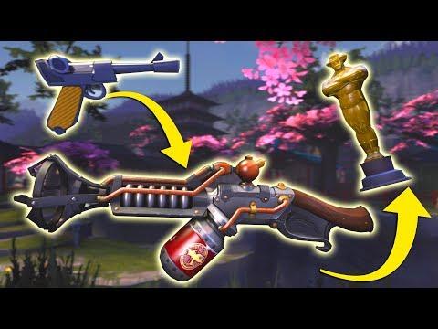 TF2: Гонка Оружия! От Пистолета До Сакси!
