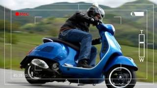 10. Vespa GTS 300 Super ABS Review – First Ride