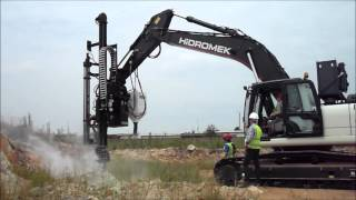 video thumbnail Attachment rock drill youtube