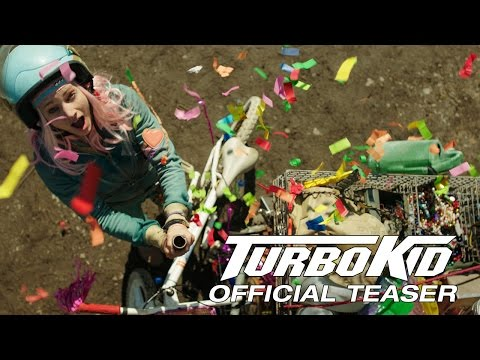 TURBO KID (2015) - Sundance Official Selection - Official Teaser