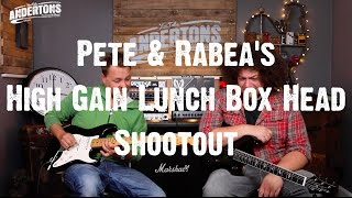 5. Pete & Rabea's High Gain Lunch Box Heads under £1000 Shootout