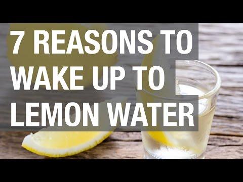 acqua e limone ti cambieranno la vita!