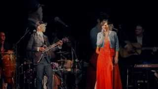 Video Vojtaano & Band ft. Pavla Bečková - Večer (LIVE 2011)