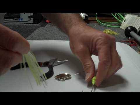 How to Make a Single Spin Spinnerbait