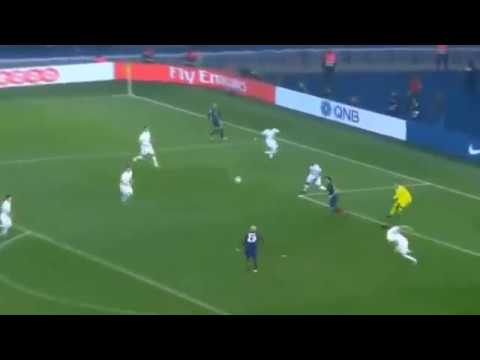 PSG vs Caen 3-1 [HD] All Goals & Highlights 20 December 2017