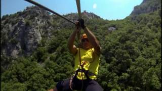 Omis Croatia  city photo : Zipline Omiš Croatia