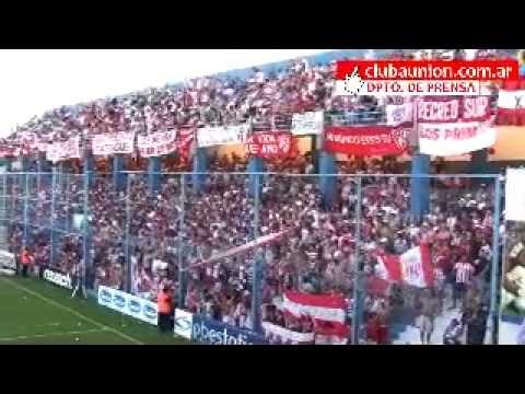 Desde adentro - Atl. Rafaela 0 - Unión 2 - La Barra de la Bomba - Unión de Santa Fe