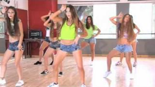 Don Omar - Coreo Danza Kuduro (De Frente) (TKM Argentina)