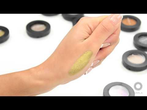 Nabla Mono Eyeshadow Citron