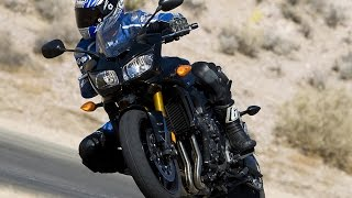 3. 2007 Yamaha FZ-1 - Streetfighter Comparo II - MotoUSA