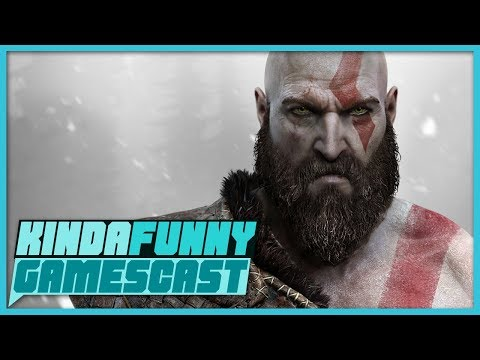God Of War Spoilercast (w/cory Barlog) - Kinda Funny Gamescast Special