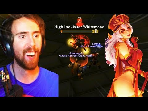 Asmongold Clears The HARDEST Classic WoW Beta Dungeon - Scarlet Cathedral