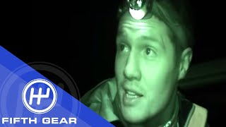 Fifth Gear: Reacting To A Staged Car Accident In The Dark by Fifth Gear