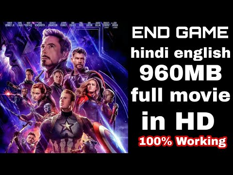 how to download avengers endgame full movie in hind by Tech MN