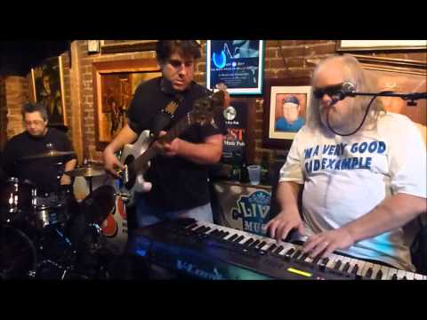 One Way Out / The Breeze by Johnny Neel Band @ The Cat's Eye Pub 2012