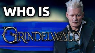 Video Who Is Gellert Grindelwald? | Fantastic Beasts MP3, 3GP, MP4, WEBM, AVI, FLV Desember 2018