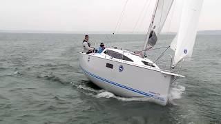 Test jachtu Maxus 26 ze stoczni Northman